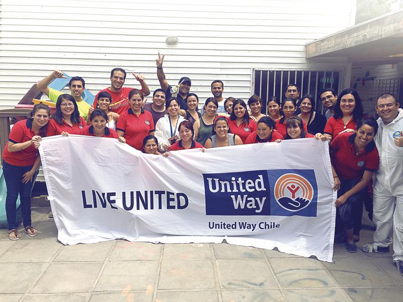 United Way en Chile